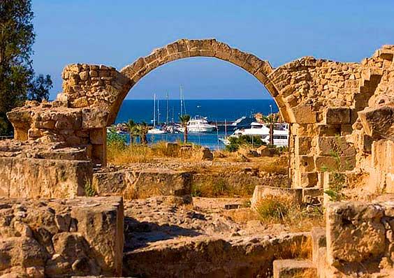 Тропа Афродиты - 9 ти дневный поход по Кипру Ларнака 35 интересных достопримечательностей Ларнаки 1